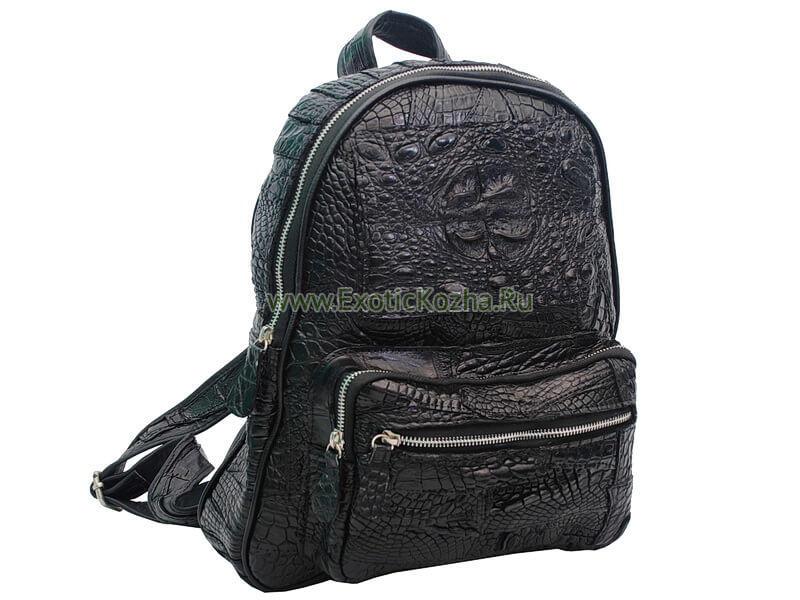 Стильный рюкзак из крокодиловой кожи за 27 300 руб. купить в ... e3312d54346