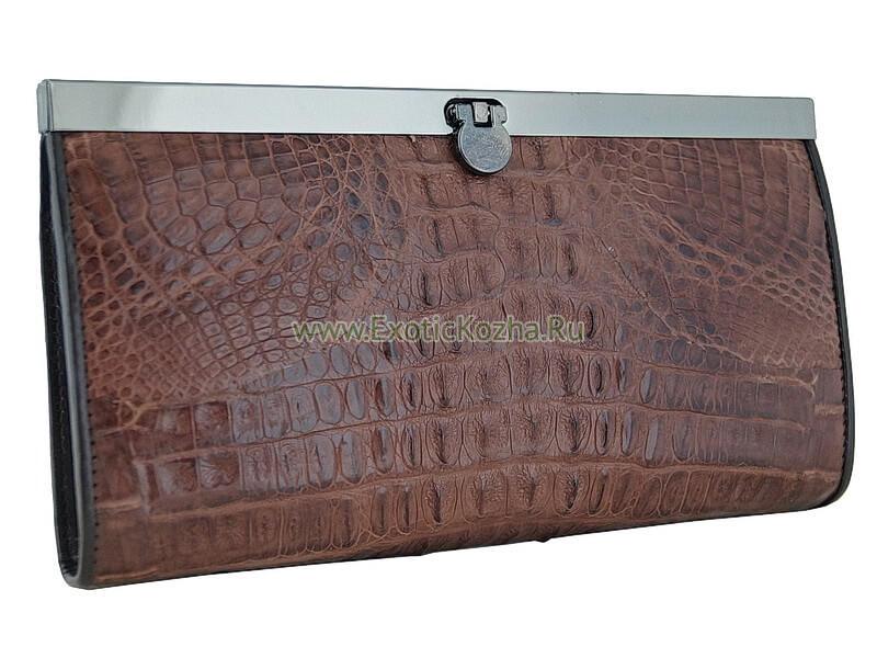 af06d2e1d937 Кошелек для женщин из кожи крокодила | Покупайте в Интернет Бутике ...