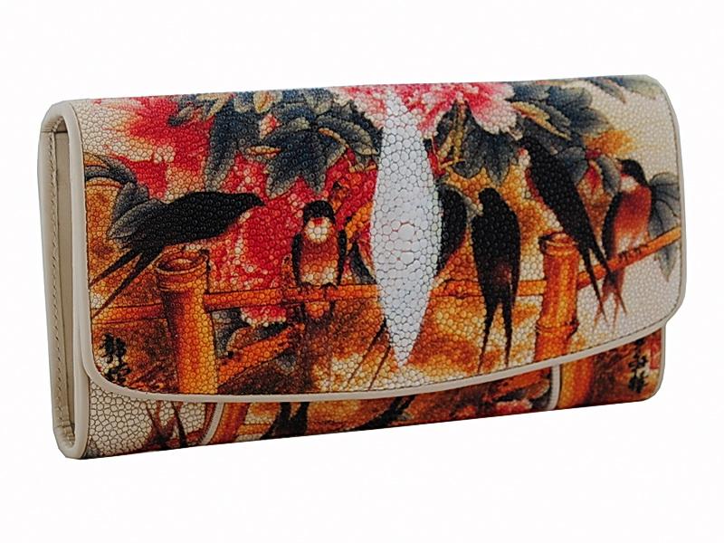 602b801b423a Необычные кошельки и оригинальные портмоне из кожи купить в подарок