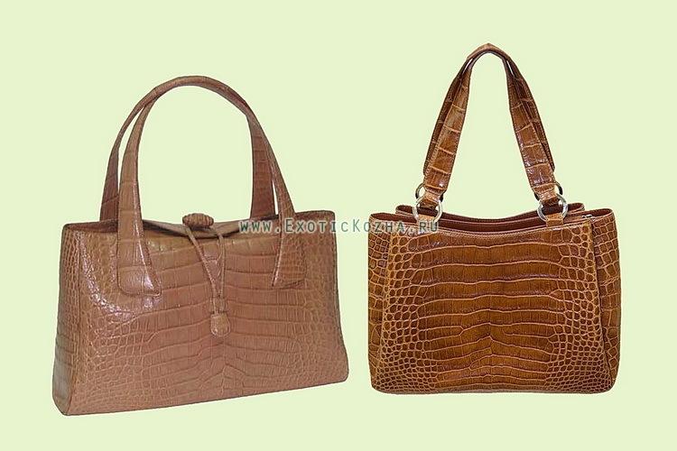16f11356a0bb Как отличить сумку из натуральной крокодиловой кожи крокодила от ...