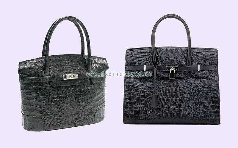 577c8a28328d Как отличить сумку из натуральной кожи крокодила от подделки и имитации
