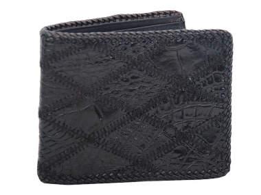 f466f22a245d Мужские кошельки и женские портмоне из натуральной кожи крокодила с ...