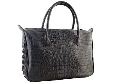f2f64e20ad48 Мужские и женские сумки из натуральной кожи крокодила с доставкой по ...