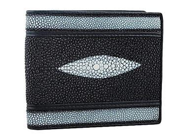 c2998eff4dc3 Женские кошельки и мужские портмоне из натуральной кожи ската из ...